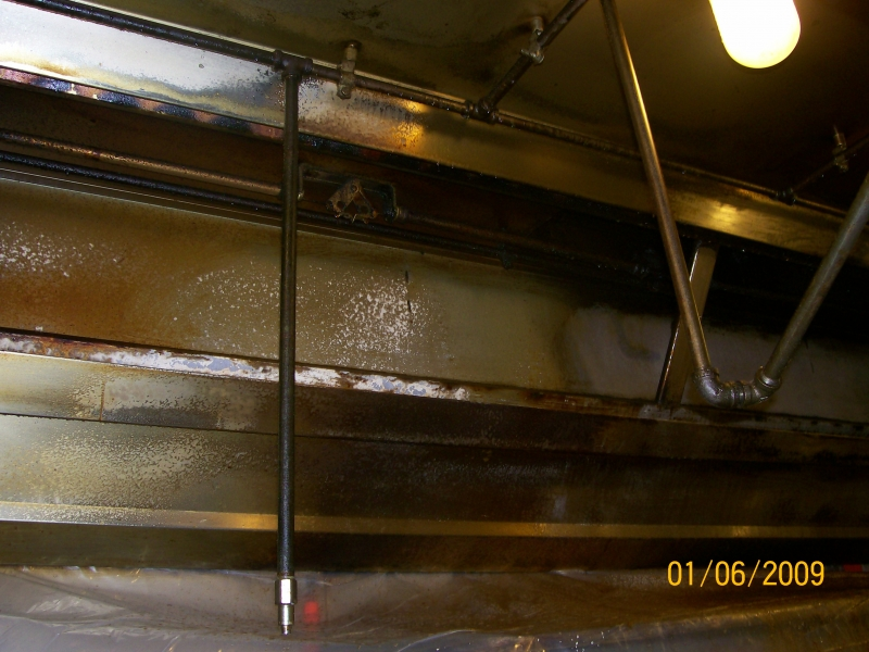 range cleaning services commercial hood kitchen exhaust ownself