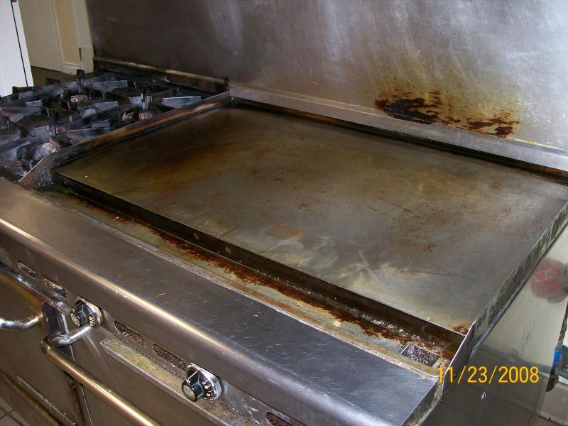 Restaurant Kitchen Cleaning Equipment