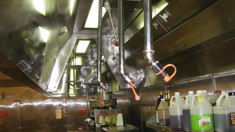 Restaurant hood cleaning services renton kitchen hood for Restaurant exhaust fan motor replacement